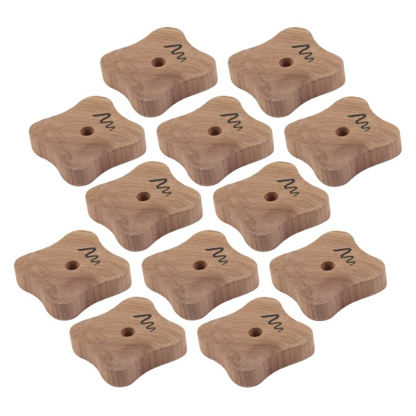 Natural Moth-Stops, Set of 12