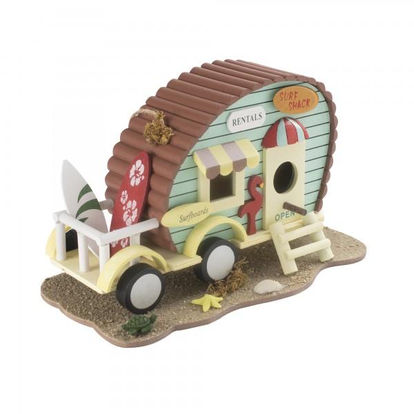 Bird House Caravan