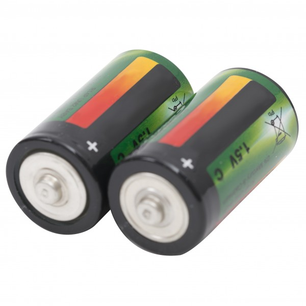 C Battery, 1,5 V, Set of 2