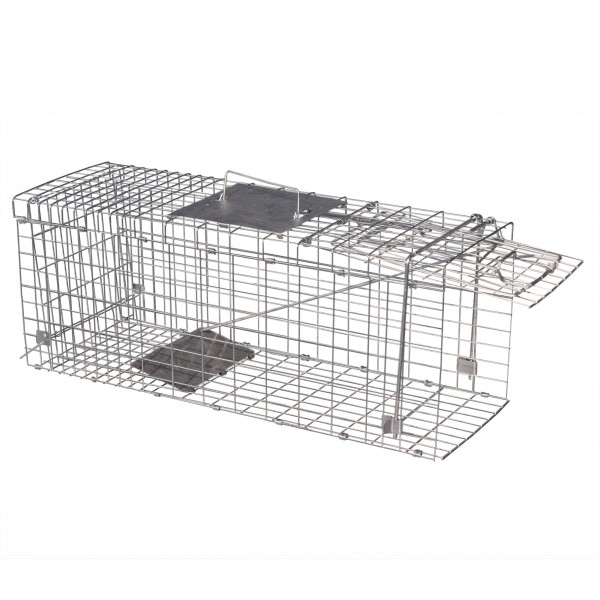 Marten Live Trap – the animal friendly for garages, attics and car ports from Gardigo