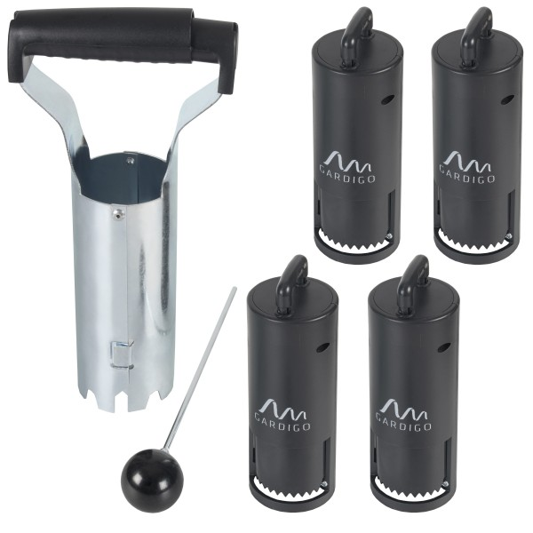 Vole Trap All-In Set of 4