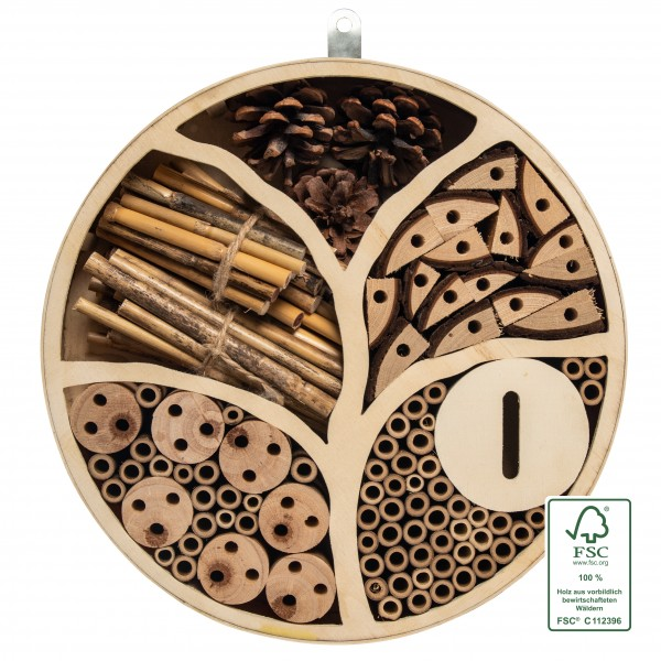 "Insect Hotel ""Tree Of Life"" FSC"