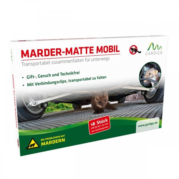 Marten Mat Mobile – the portable marten mat from Gardigo