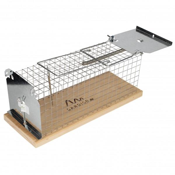Gardigo Rat Lifetrap Cage - made in Germany