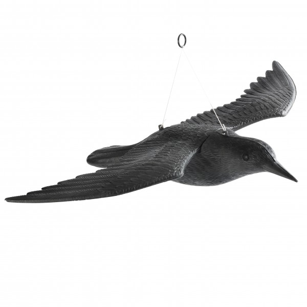 Vogel-Abwehr Falke – die falkenähnliche Vogelscheuche zum Aufhängen von Gardigo
