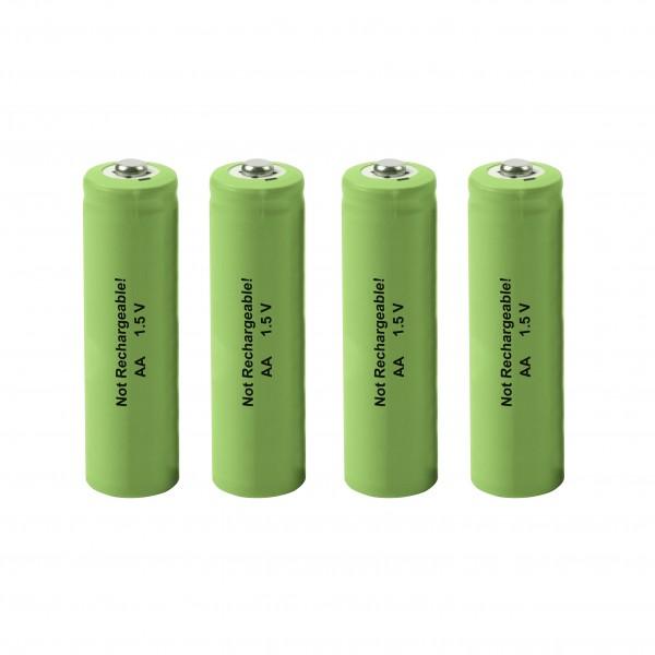 AA Battery 1,5V, Set of 4