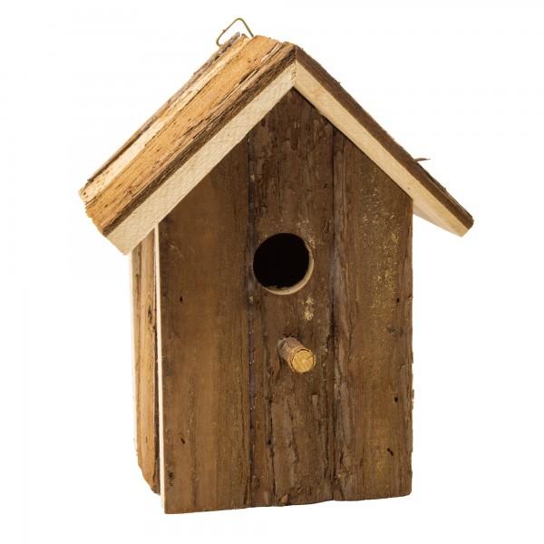 Vogelhaus Natur – das natürliche Vogelhaus aus FSC-zertifizierten Holz von Gardigo