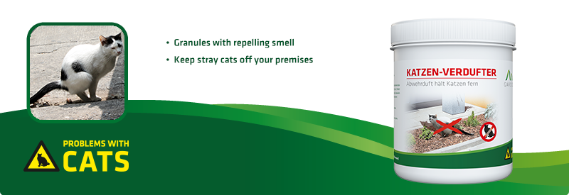 Cat Repellent Granules