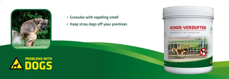 Dog Repellent Granules
