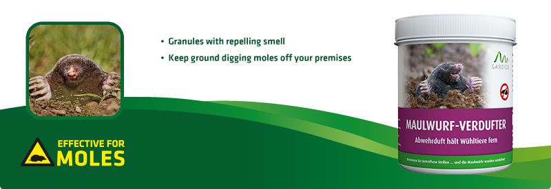 Mole Repellent Granules