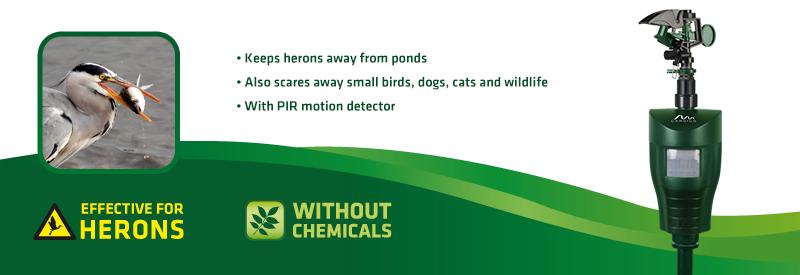 Water Animal-Repellent