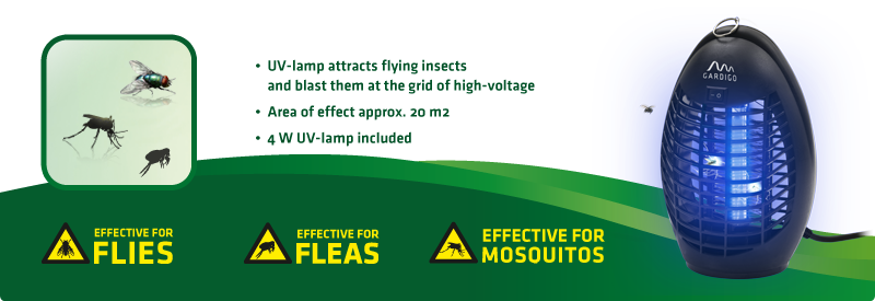 UV Insect Trap 20qm