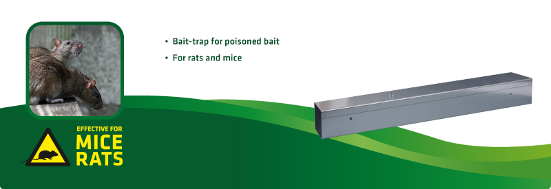 Metal Bait Trap