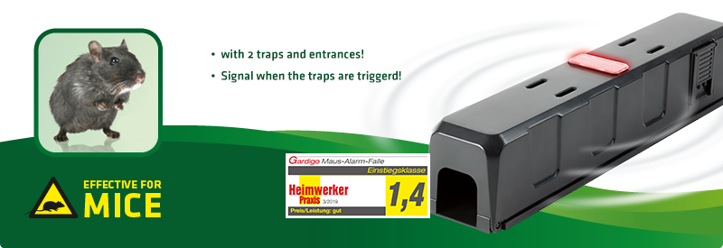 Mouse-Alarm-Trap