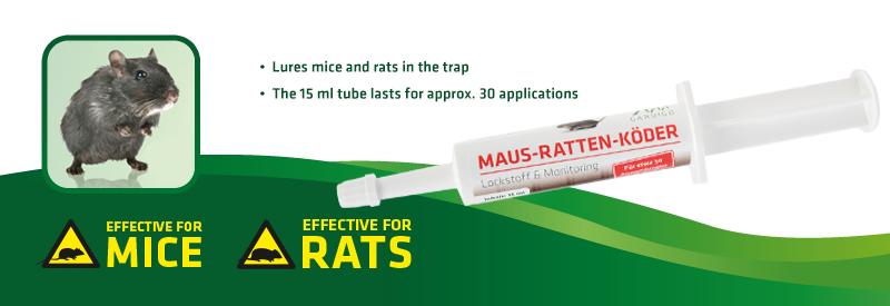 Mouse & Rat Attractant