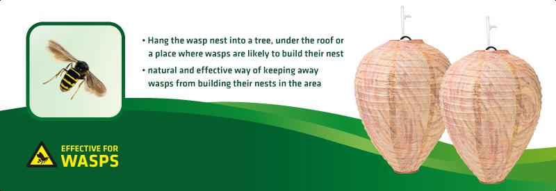 Wasp Nest Dummy