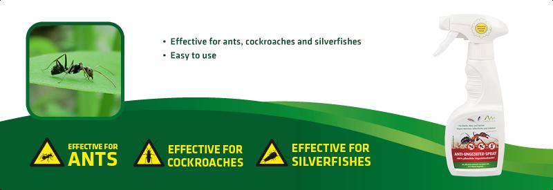 Anti-Ant, Bio Repellent